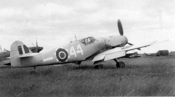 Revell Bf-109G 1/32 (nouveau kit) Bf-10910