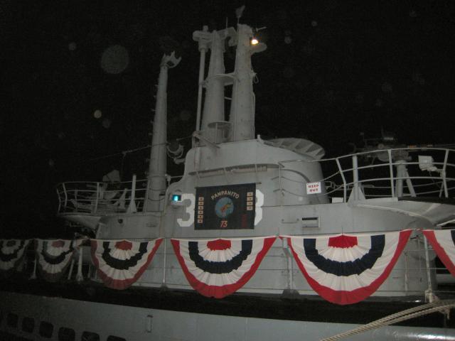 USS-PAMPANITO ( ss383) SOUS MARIN Pampan10