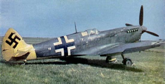Revell Bf-109G 1/32 (nouveau kit) Spitge11
