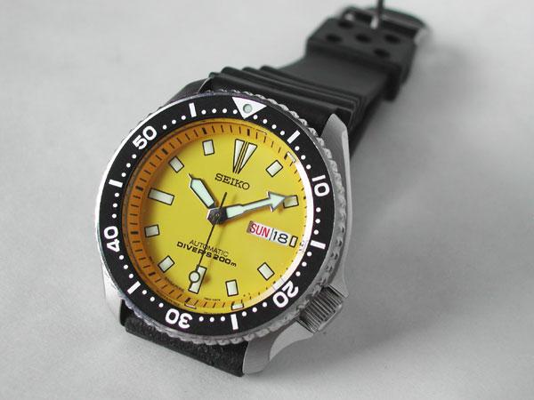 Seiko Diver 200 LA plongeuse! - Page 2 Skxa3510