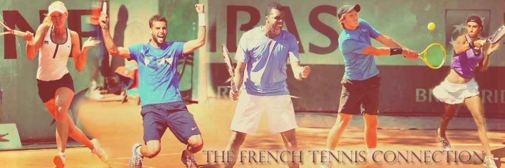 The French Tennis Connection