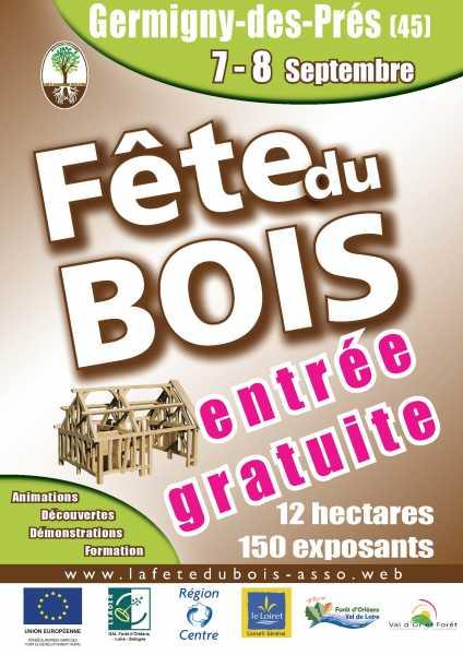 Fête du Bois Germiny des prés 7 et 8 septembre Affich10