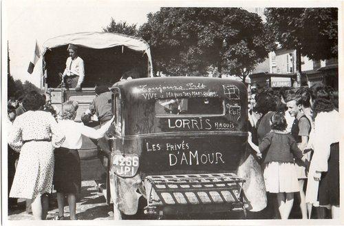 Quand le Maquis de Lorris participait à la Libération de Paris (25 Août 1944) Kgrhqv11