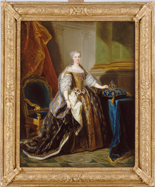 Exposition à Varsovie : Le Versailles de Marie Leszczyńska 02-01310