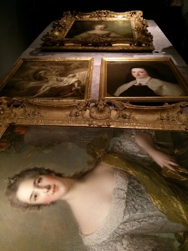 Exposition à Varsovie : Le Versailles de Marie Leszczyńska Btumlp10