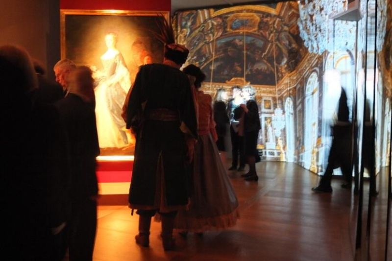 Exposition à Varsovie : Le Versailles de Marie Leszczyńska Bu88fj10