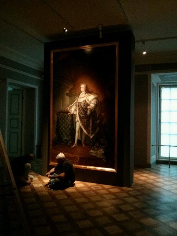 Exposition à Varsovie : Le Versailles de Marie Leszczyńska Bucxq010
