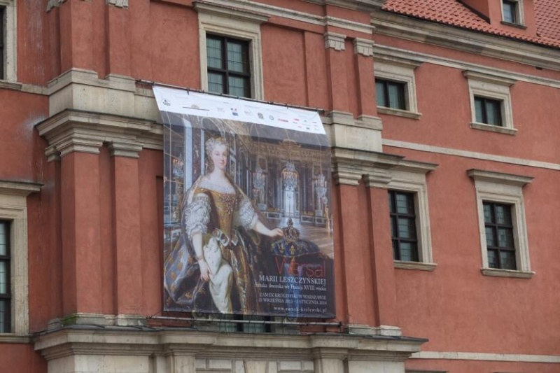 Exposition à Varsovie : Le Versailles de Marie Leszczyńska Bugrh610