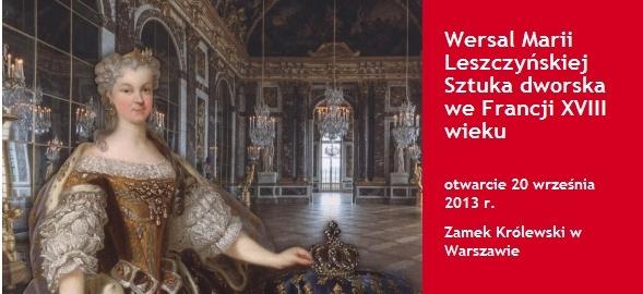 Exposition à Varsovie : Le Versailles de Marie Leszczyńska Captur35