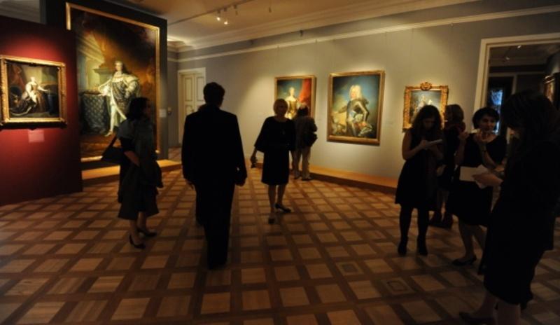 Exposition à Varsovie : Le Versailles de Marie Leszczyńska Captur36