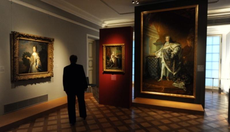 Exposition à Varsovie : Le Versailles de Marie Leszczyńska Captur37