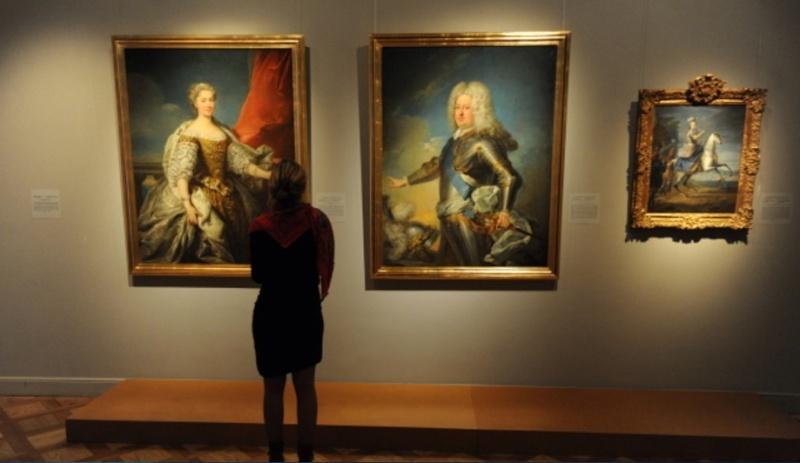 Exposition à Varsovie : Le Versailles de Marie Leszczyńska Captur38