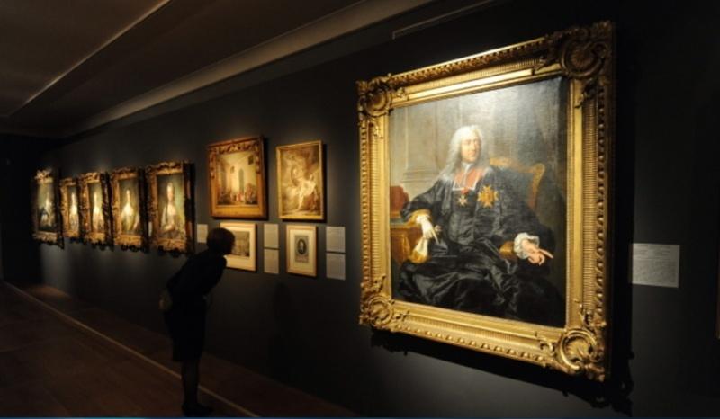 Exposition à Varsovie : Le Versailles de Marie Leszczyńska Captur39