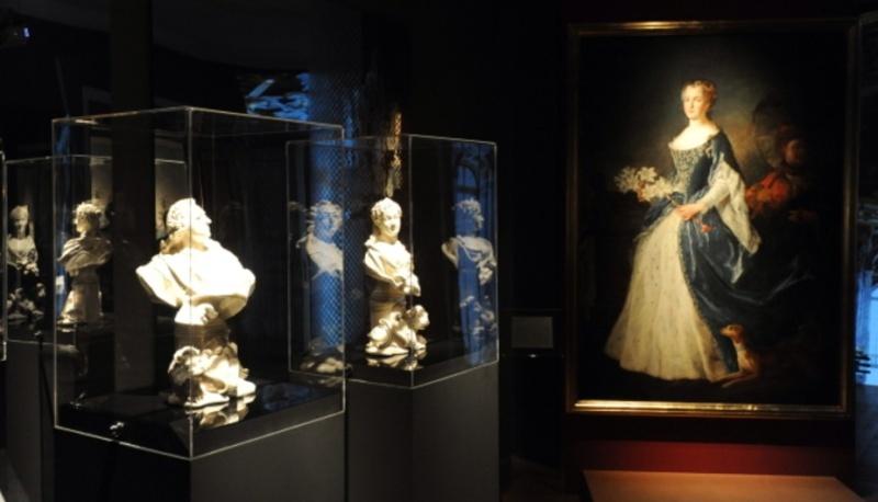 Exposition à Varsovie : Le Versailles de Marie Leszczyńska Captur40