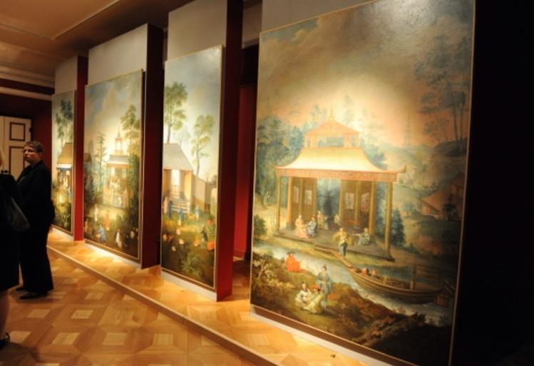 Exposition à Varsovie : Le Versailles de Marie Leszczyńska Captur41