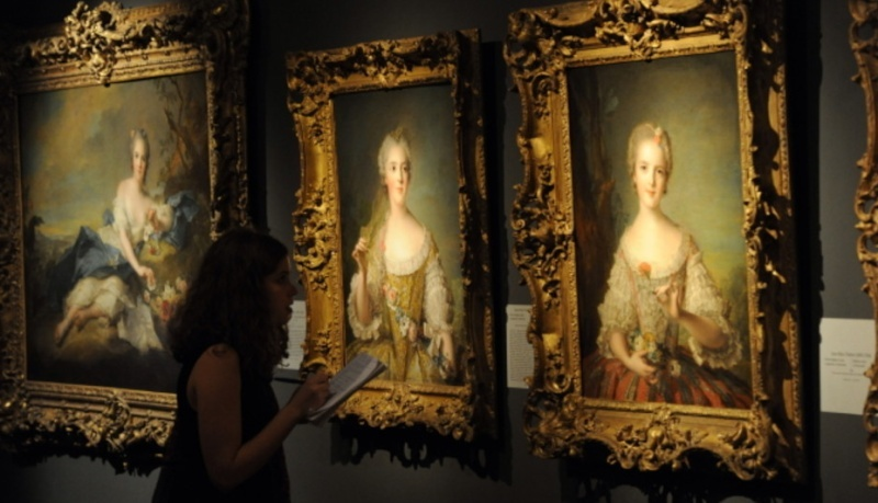 Exposition à Varsovie : Le Versailles de Marie Leszczyńska Captur42