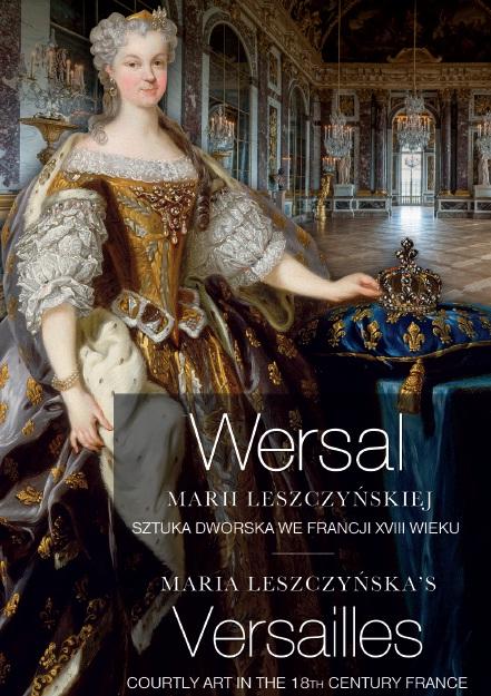 Exposition à Varsovie : Le Versailles de Marie Leszczyńska Wersal10