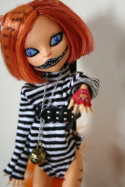 Vos Monster High repeintes, customisées M10