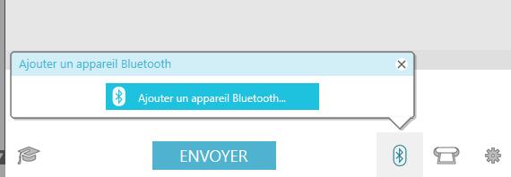 15 - [CAMEO3/PORTRAIT2] activer le bluetooth Blueto16