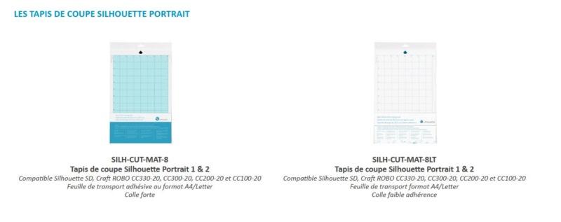Feuille de transport pour Craft ROBO C200 Cuttin10