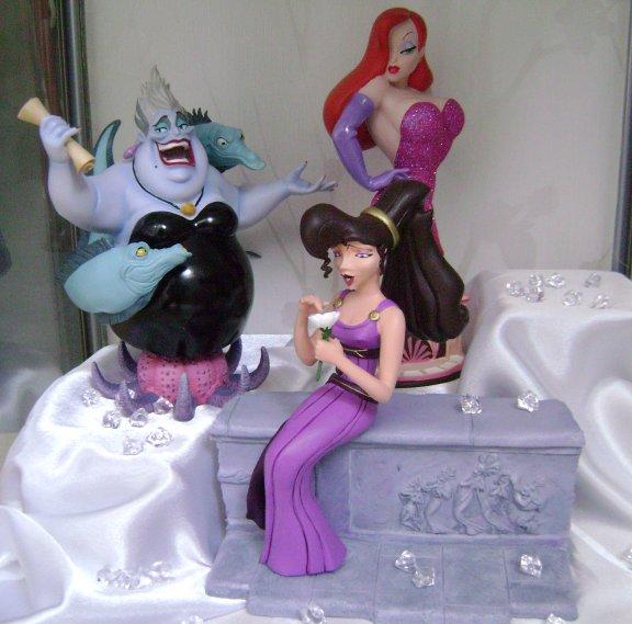 Disney Busts - Grand Jester Studios (depuis 2009) - Page 23 Disney10