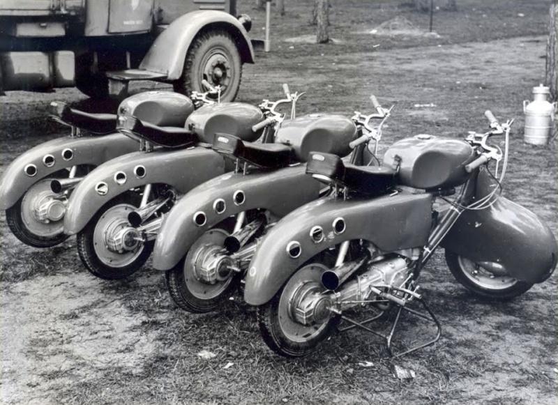 Scooter des 1950's & 1960's 48075110
