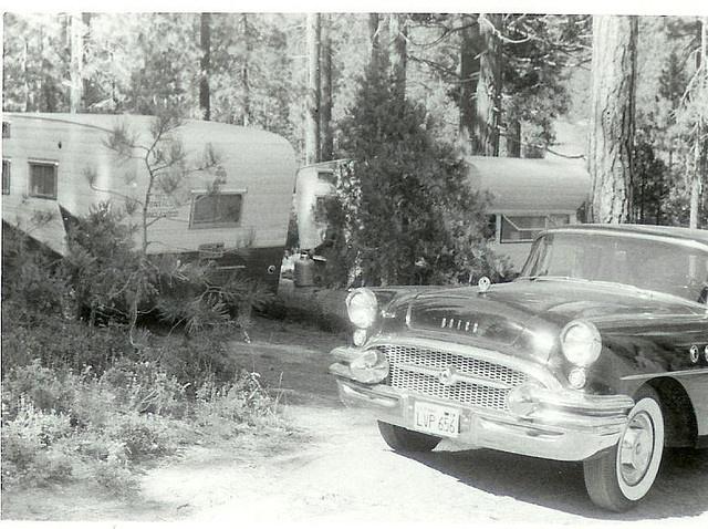 Auto + Caravane Campin10