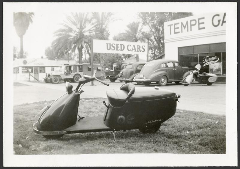 Scooter des 1950's & 1960's Salsbu10