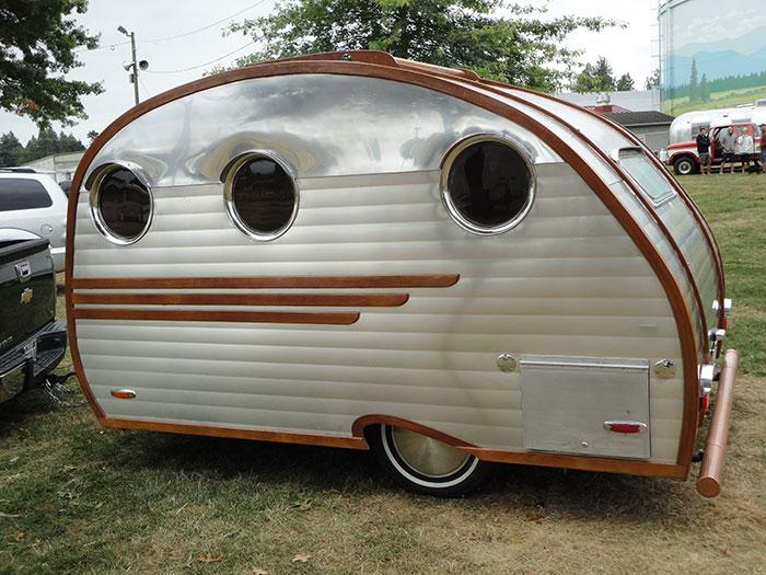 Auto + Caravane Scotty10
