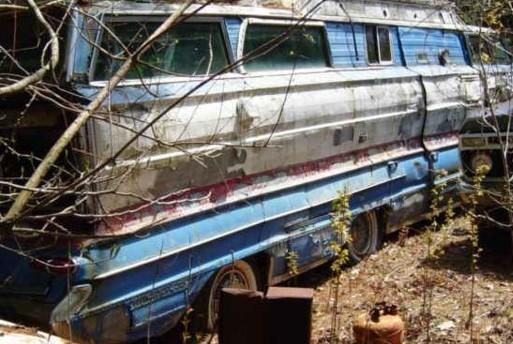 camping car vintage Shamro13