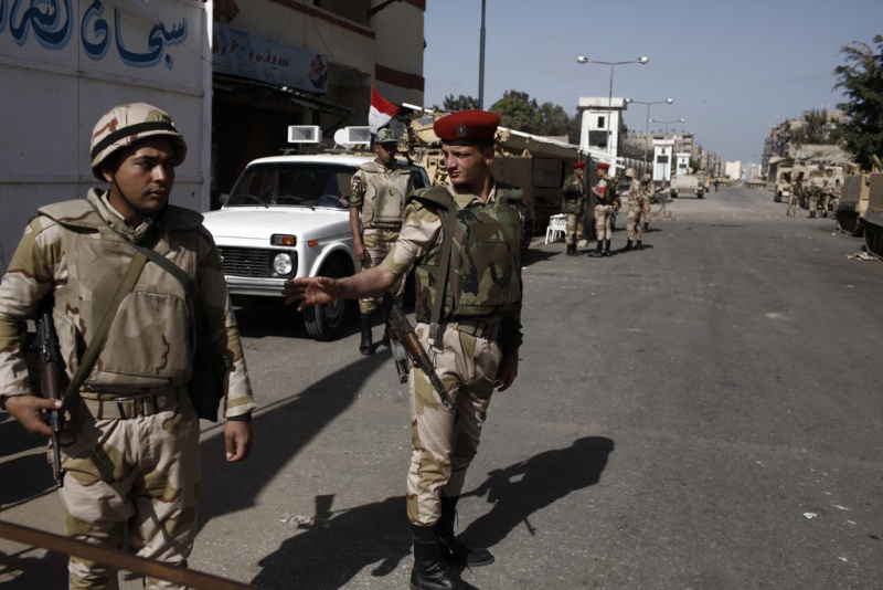 Armée Egyptienne/Egyptian Armed Forces Eg0110