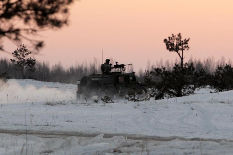 l'Armée Lettone \ Latvian Armed Forces Latvia12