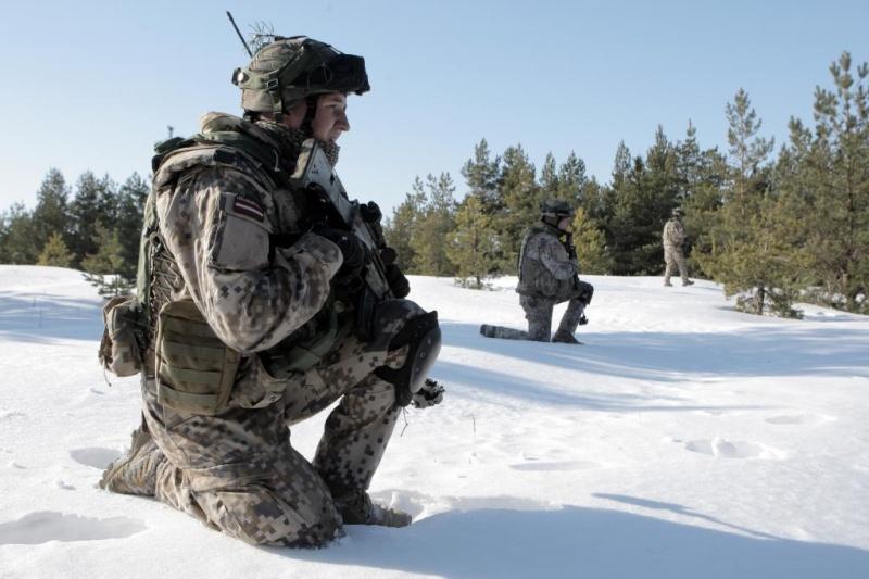 l'Armée Lettone \ Latvian Armed Forces Latvia13