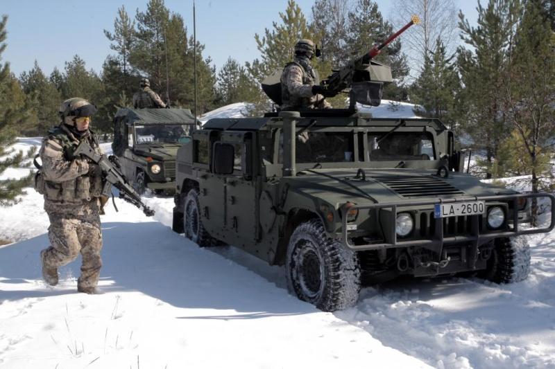 l'Armée Lettone \ Latvian Armed Forces Latvia14