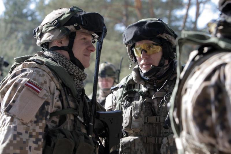 l'Armée Lettone \ Latvian Armed Forces Latvia15