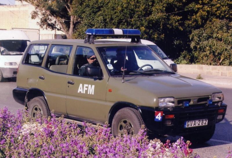Forces Armées Maltaises/Armed Forces of Malta Malte016