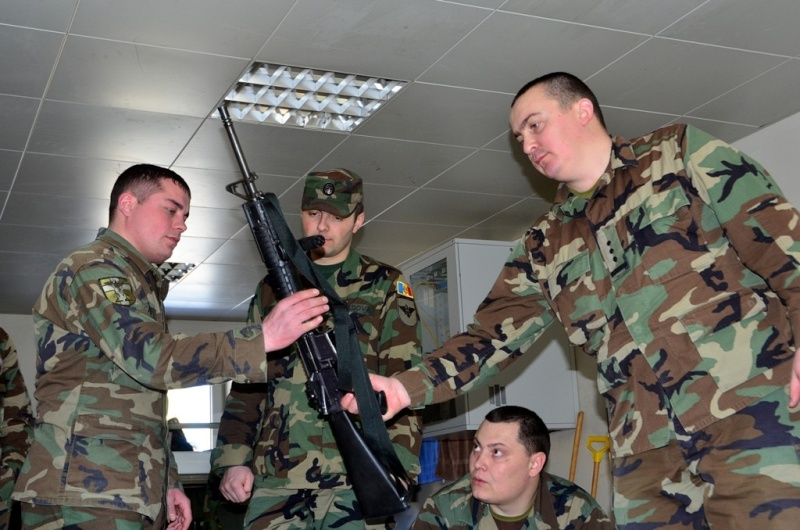 Forces armées moldaves Mol0210