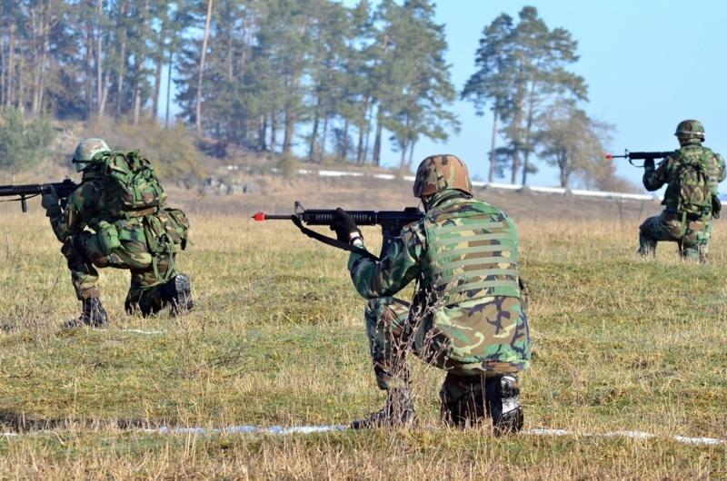 Forces armées moldaves Mol0510