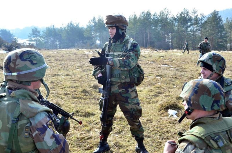 Forces armées moldaves Mol0710
