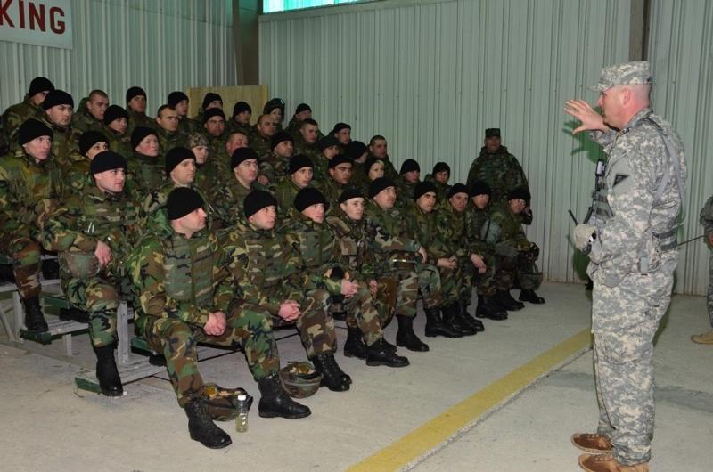 Forces armées moldaves Mol0810