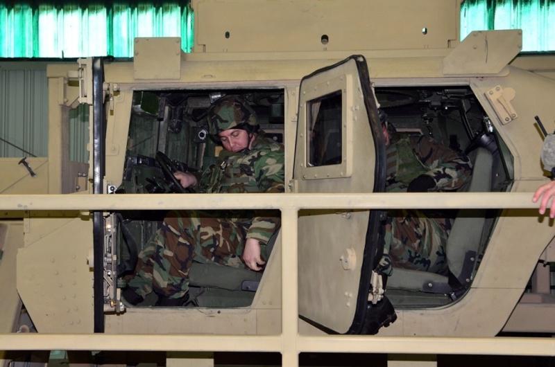 Forces armées moldaves Mol1210