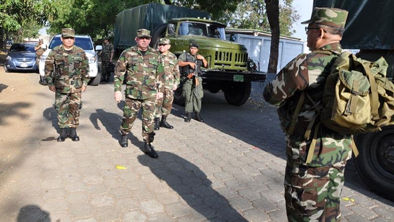 Armée du Nicaragua / Nicaraguan Armed Forces Nica110