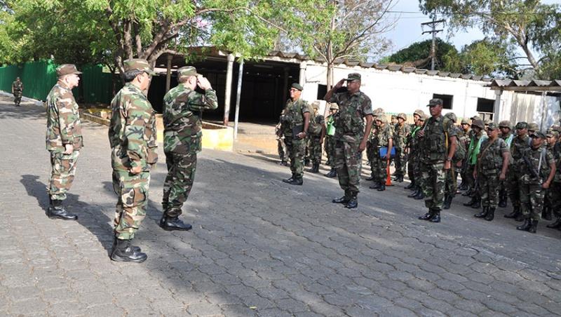 Armée du Nicaragua / Nicaraguan Armed Forces Nica210