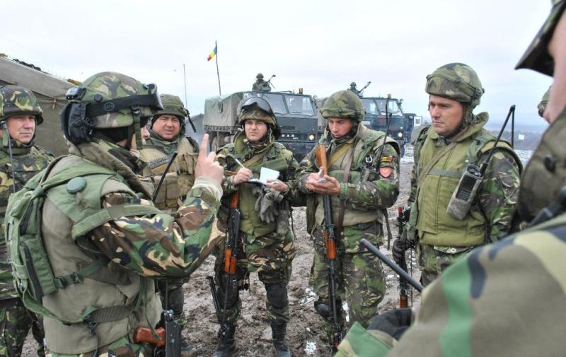 Armée Roumaine/Romanian Armed Forces/Forţele Armate Române - Page 6 Rom0410
