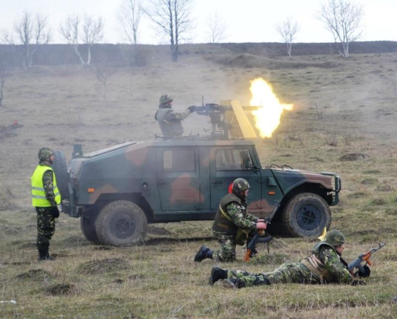 Armée Roumaine/Romanian Armed Forces/Forţele Armate Române - Page 6 Romani13