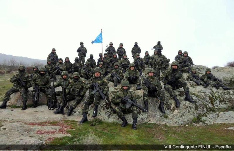 Forces armees du Salvador/Armed Forces of El Salvador Sal210