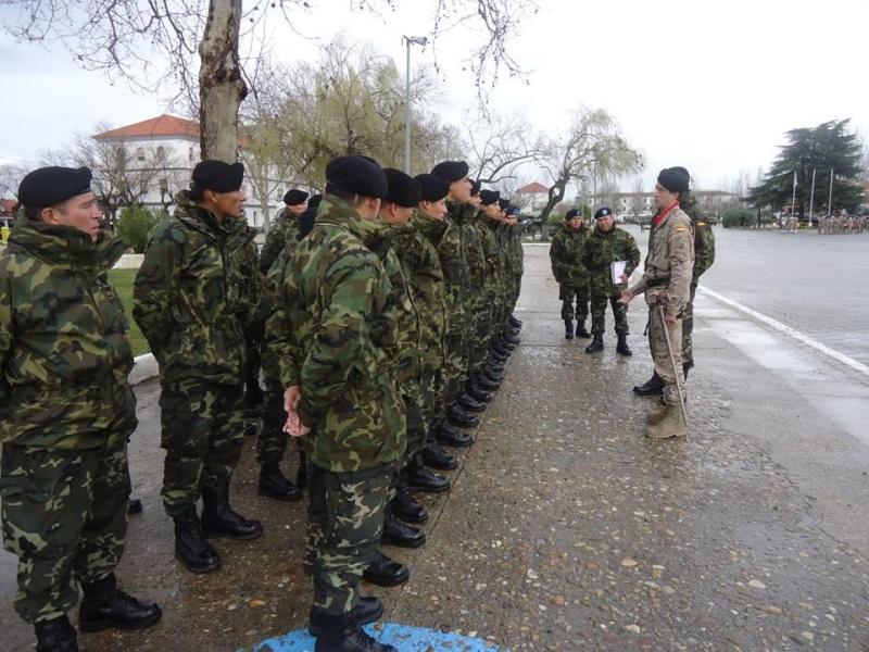 Forces armees du Salvador/Armed Forces of El Salvador Sal310