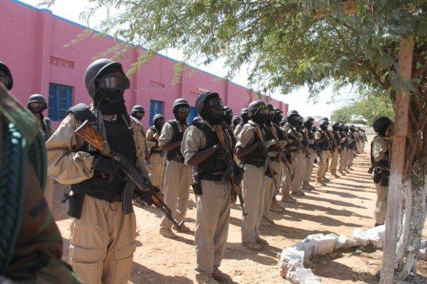 Armée Somalienne / Military of Somalia Som1110