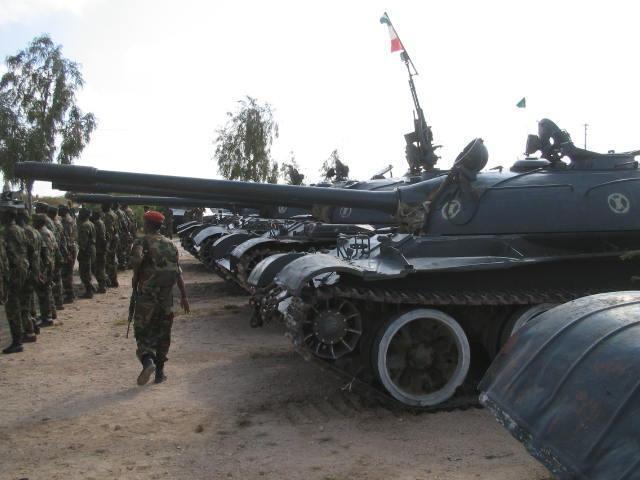 Armée Somalienne / Military of Somalia Som510