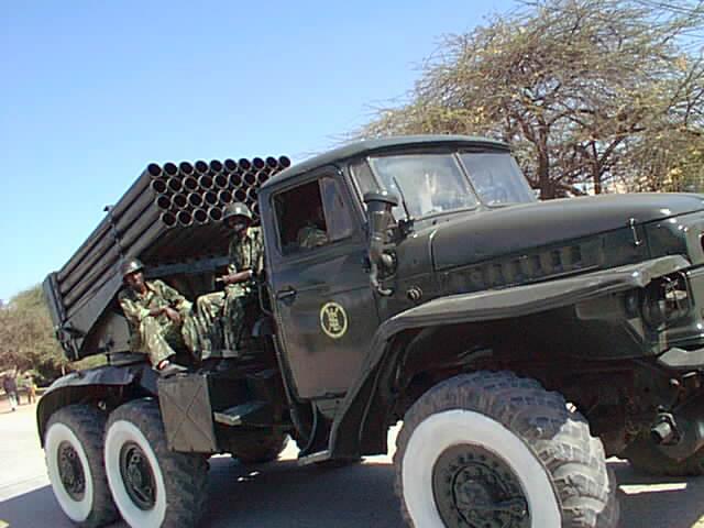 Armée Somalienne / Military of Somalia Som810